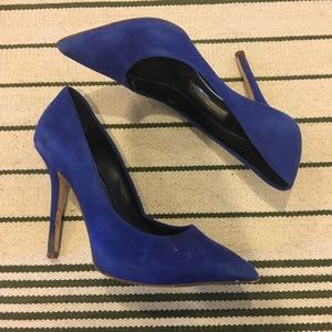 Boutique 9 blue heels